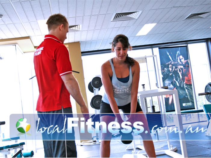 caulfield personal trainer will