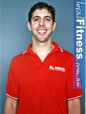 Caulfield Personal Trainer Jonathan | Genesis Fitness Clubs