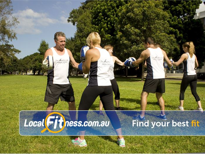 rosebery personal trainer kristy