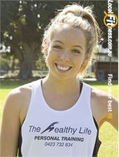 Rosebery Personal Trainer Kristy | The Healthy Life Personal Training