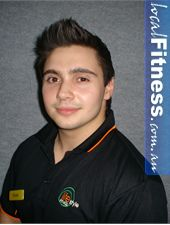 Williamstown Personal Trainer Mark | South Pacific Health Clubs