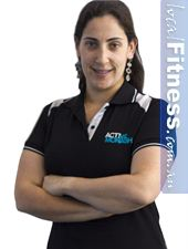 Clayton Personal Trainer Shari | Clayton Aquatics & Health Club