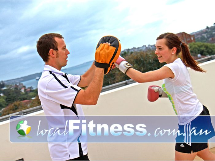 edgecliff personal trainer nick
