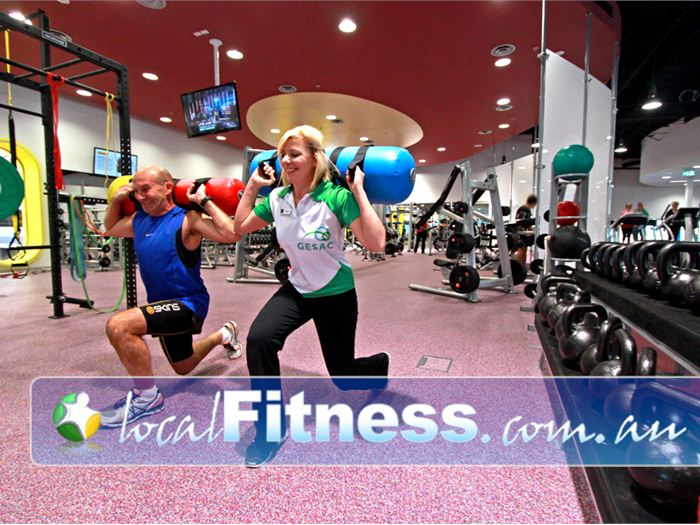 bentleigh east personal trainer tanya