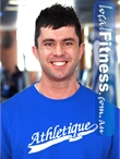 Preston Personal Trainer Nicholas | Athletique Health Club