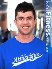 Preston Personal Trainer Nicholas