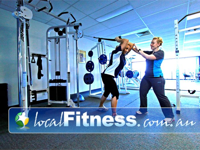 seven hills personal trainer kristy