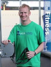Camberwell Personal Trainer Simon | Vital Habits Personal Training