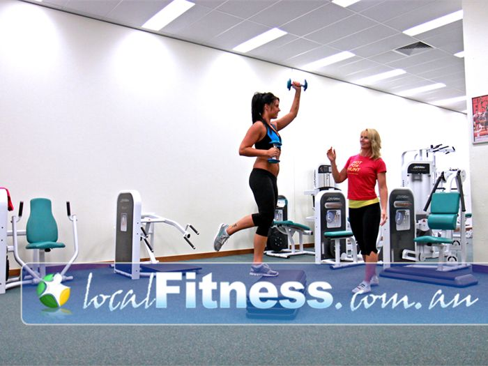 campbelltown personal trainer sandra