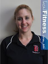 Hawthorn Personal Trainer Amy | Adrenalin Health