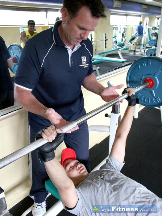 springvale personal trainer kevin
