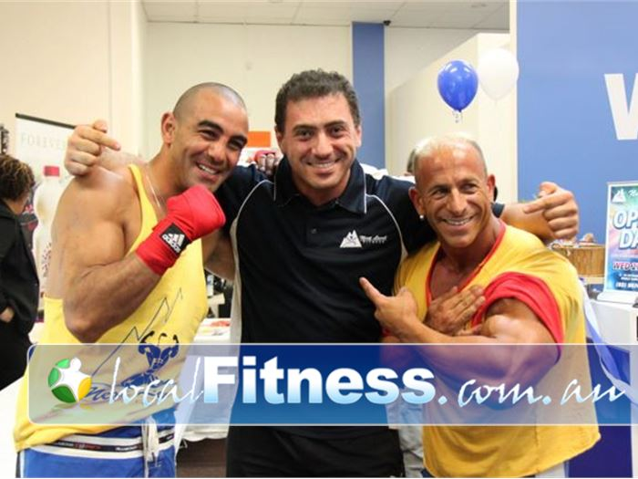 noble park personal trainer eyad
