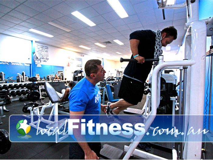 noble park personal trainer joshua