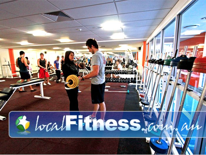 macquarie park personal trainer hannah