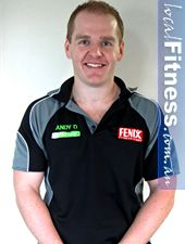 Nerang Personal Trainer Andrew | Goodlife Health Clubs