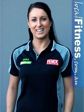 Robina Personal Trainer Anna | Goodlife Health Clubs