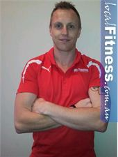 Preston Personal Trainer Brett | Genesis Fitness Clubs