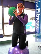 Seaford Personal Trainer Andrea | Not a Gym