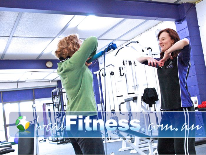 seaford personal trainer janet