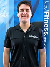 North Melbourne Personal Trainer Xavier | Equilibrium Health & Fitness