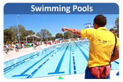 Find swimming pools near you